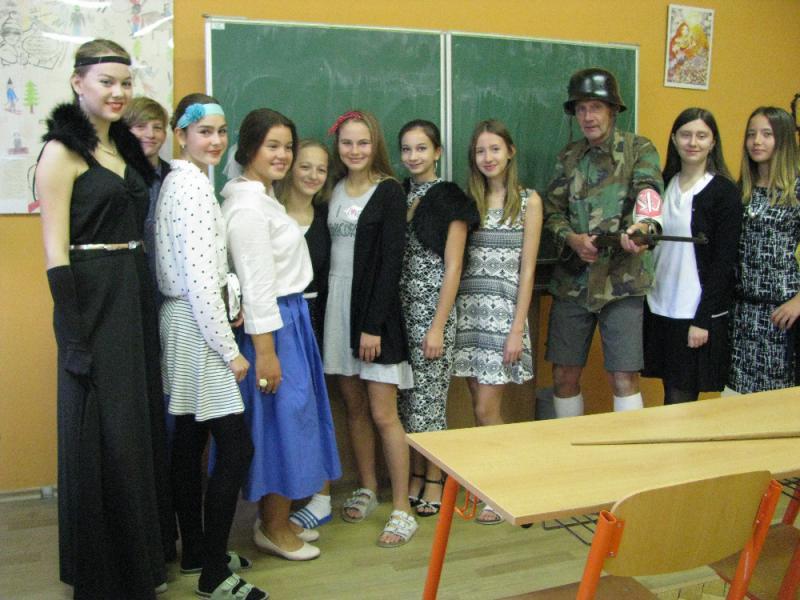 Základní škola Chlumčany - Školní akce 6842f06a4a2